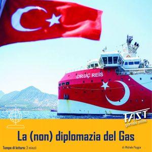 La (non) diplomazia del gas