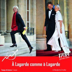 À Lagarde comme à Lagarde