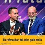 """Un referendum dal color """"giallo stella"""""""
