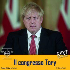 Il congresso Tory