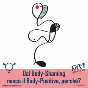 Dal Body-Shaming nasce il Body-Positive, perché?