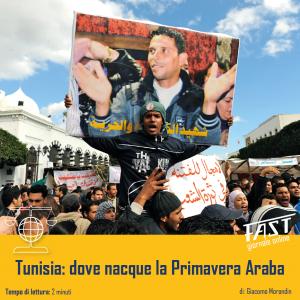Tunisia, dove nacque la Primavera Araba