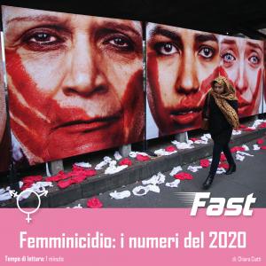 Femminicidio: i numeri del 2020