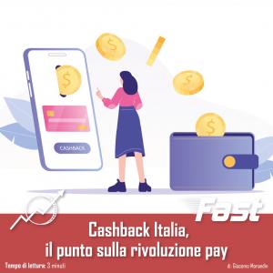 Cashback Italia: il punto sulla rivoluzione pay