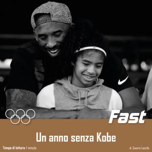 Una anno senza Kobe Bryant