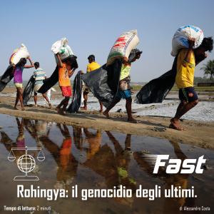 Rohingya: il genocidio degli ultimi