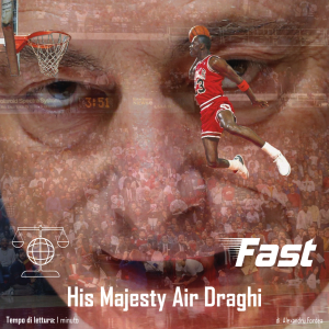His Majesty Air Draghi