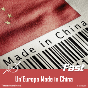 Un'Europa made in China