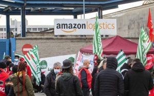Amazon Italia in sciopero
