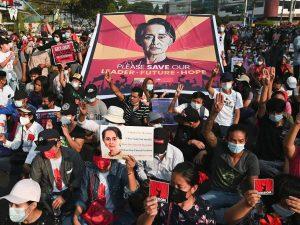 Proteste in corso