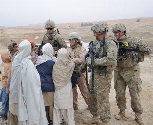 Afghanistan: le armi dei diritti