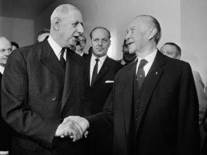Francia e Germania, quasi amici – la pace della CECA
