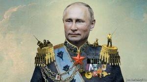 Putin: democraticamente zar