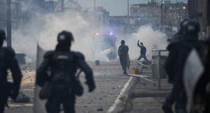 Colombia: un popolo in rivolta