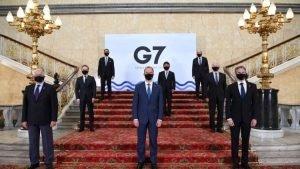 G7 alla riscossa