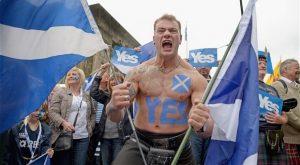 La Scozia se ne va?