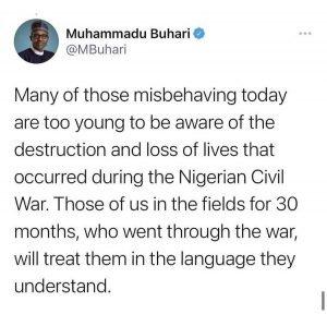 In Nigeria gli uccellini non cantano più