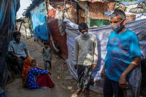 Vivere in uno slum ai tempi del Covid