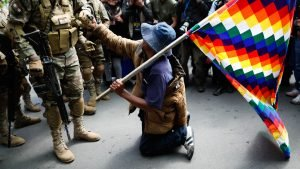 Exporting Democracy: Bolivia