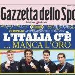 Olimpiadi: delusione del giornalismo