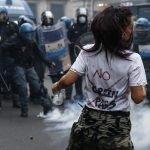 Violenza nelle parole, violenza nelle piazze
